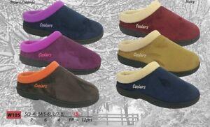 Ladies-Cooler-Microsuede-Clog-Slippers-FREE-POST-BRAND-NEW