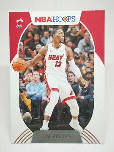 Panini Hoops 2020-21 N26 card NBA base #59 Bam Adebayo - Miami Heat