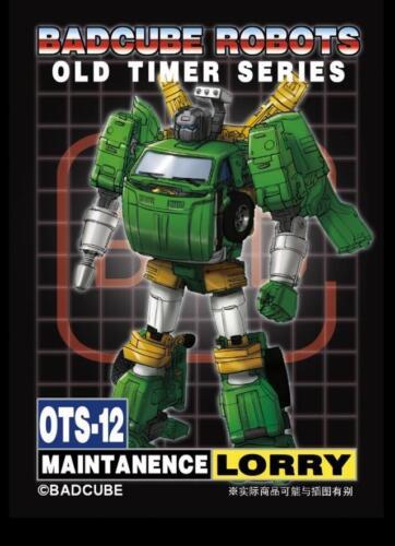 BadCube OTS-12 Lorry,In stock!