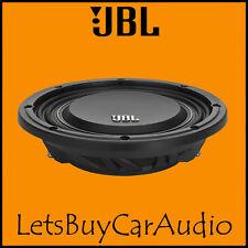 "JBL MS-10SD2 10"" 1000 WATTS SLIM / SHALLOW CAR SUBWOOFER"