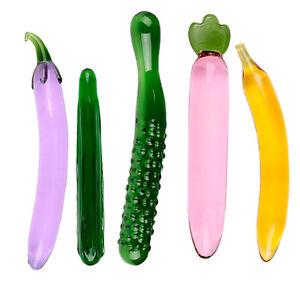 Murano glass sex toy dildo