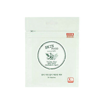 [SKINFOOD] Trouble Clear Spot Patch 1pack (24patches) / Korea Cosmetic