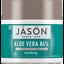 thumbnail 1 - Jason Aloe Vera 84% Moisturizing Creme - Soothing 4 oz Cream.