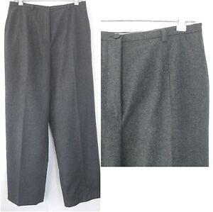 Fly 8 Pants Tasche Pure Dress Barbera Zip Wool Luciano 44 M tasche Italy Grigio EtSwzaaq