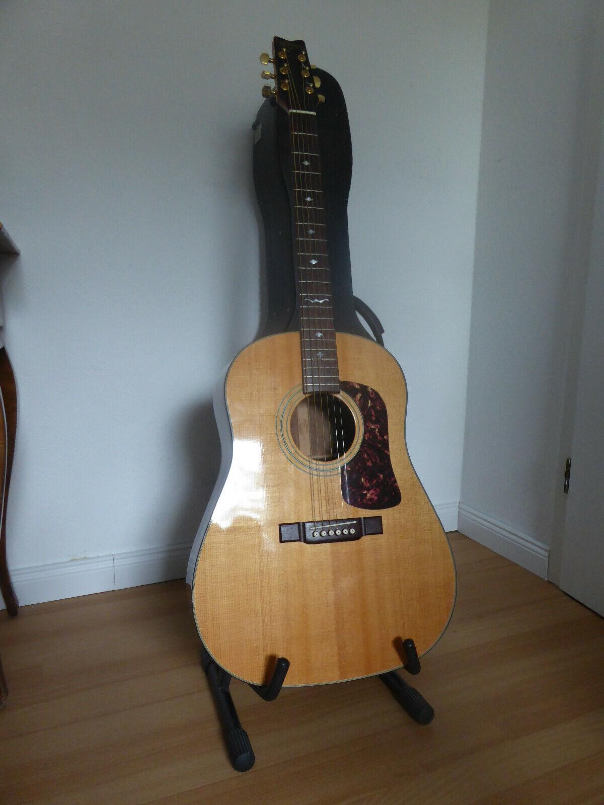 Akkustik Gitarre gebraucht topgepflegt incl. Koffer