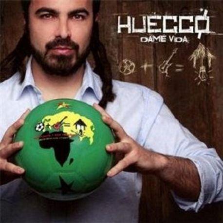 HUECCO - DAME VIDA [CD]