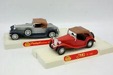 Guisval 1/43 - Lot de 2 : MG et Packard