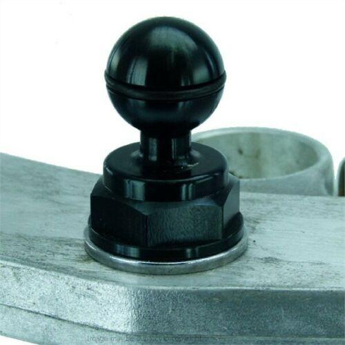 Giogo 30 NUT CAP MOUNT & TiGRA FITCLIC Neo Custodia per DRY iPhone 11 Pro Max