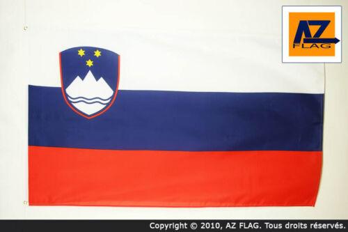 SLOVENIAN FLAGS 90 x 150 cm BANNER 3x5 ft High quality SLOVENIA FLAG 3/' x 5/'
