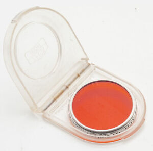 Zeiss-Ikon-Farbfilter-color-filter-371-S35-5mm-R-8x-in-Rot-red-im-Etui