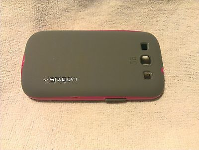 Samsung Galaxy S3 SIII i9300 Soft Silicone Dual Layer Hard Case Cover Protector
