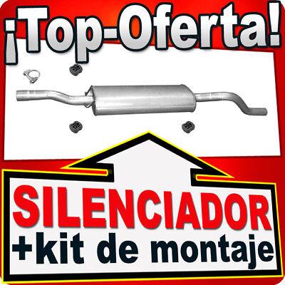 Mercedes Vito 639 CDi 109 111 115 3200mm Mittelschalldämpfer Auspuff