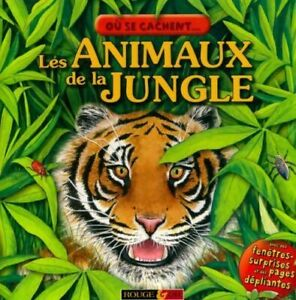 Les animaux de la jungle - Sean Callery - 2333779