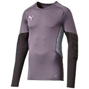 3bf5670b5f8d Image is loading Puma-Mens-Sports-Football-Training-Goalkeeper-Padded-Shirt-