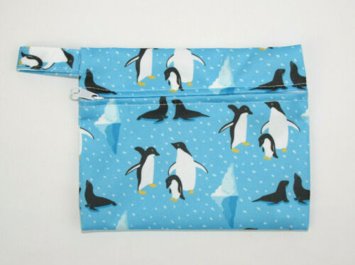 Small Wet Bag for Reusable Breast Pads Cloth Pads NEW DESIGNS FREE P/&P! Wipes