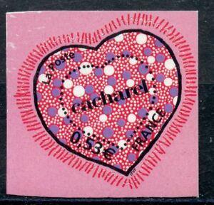 Timbre France Neuf N° 3747b ** Autoadhesif // Saint Valentin / Coeur 2005