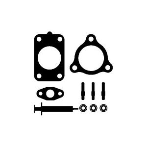 Elring 704.050 Montagesatz Lader für AUDI VW SKODA