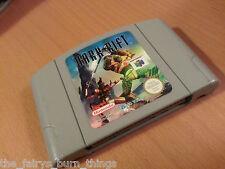 Dark Rift Nintendo 64 N64 Good Condition