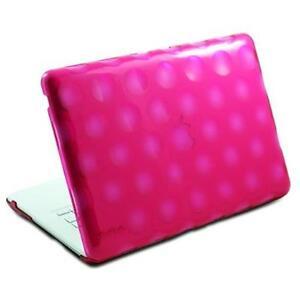 HARD-CANDY-CASES-Bulles-cas-de-coquille-pour-Apple-MacBook-13-inch-Rose