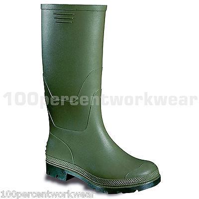 Heavy Duty Farmers Agriculture Builders Tradesman Wellington Boots Wellies Steel