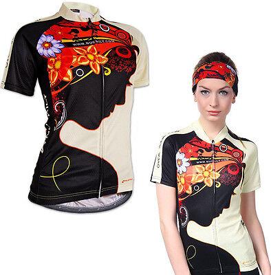 Women's Cycling Clothing Bike Bicycle Jerseys Short Sleeve Cycling Jerseys Top