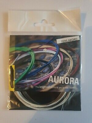 Aurora Kisa Sap Tel Takimi 0.18 Ters veya Capraz Akort Do #
