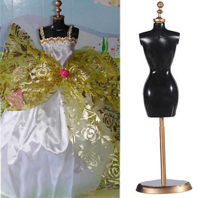 Clothes Dress Gown Outfit Mannequin Model Stand Holder Display for  Do JB