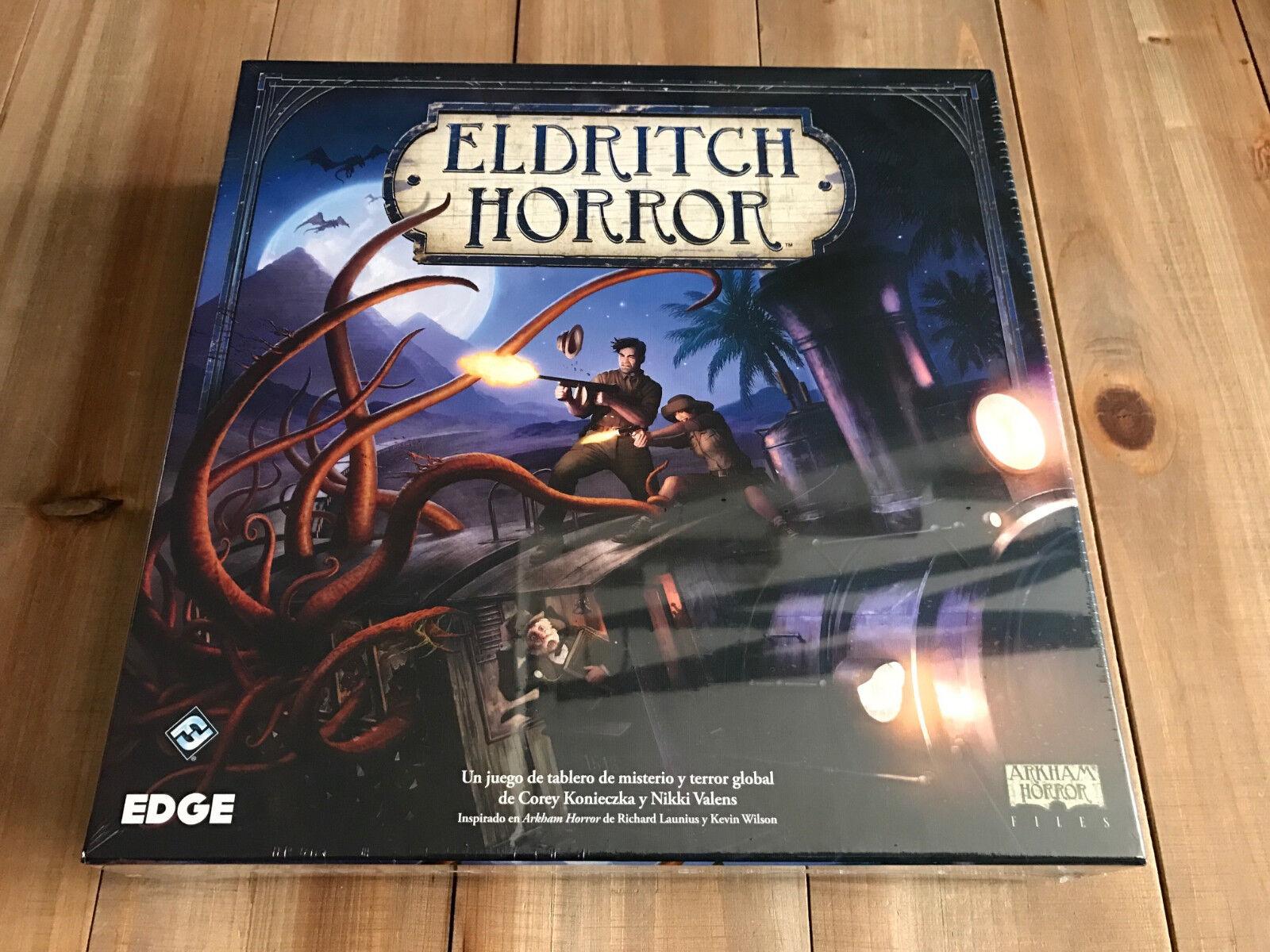ELDRITCH HORROR - Box Basic - EDGE - set table - FF
