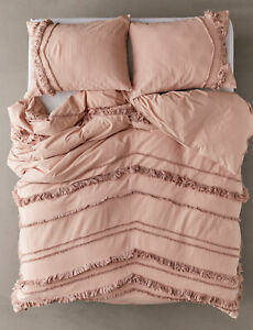 Nwt Urban Outfitters Flaunt Tufted Duvet Cover Twin Xl Ebay