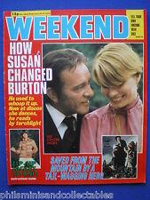 Weekend Magazine - Cary Grant, Richard Burton, Diana Dors  21st Feb 1979