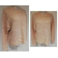 Sweater, H&M Mohair Blend, str. 36, Mohair strik