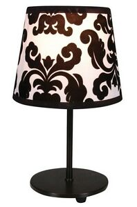 Black White Table Desk Lamp Retro Bedside Lamp Black White Table