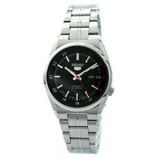 Seiko 5 Automatic 21 Jewels Stainless Steel Men's Watch SNKJ15J1