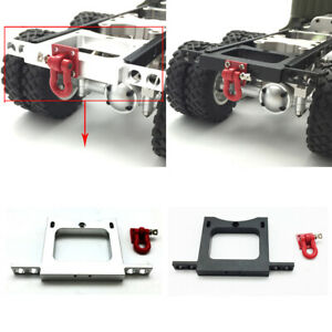 Pare-Chocs Avant de Voiture RC Pare-Chocs Avant en m/étal Accessoires pour Voiture Camion de WPL B14 B16 JJRC Q60 1//16 RC