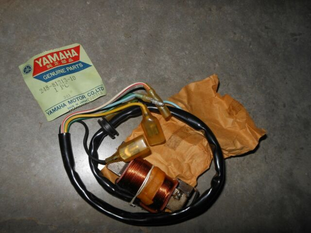 248-81313-10 NOS Yamaha Lighting Coil 1969-71 CT1 CT1B AT1E AT1M AT1MX W13372