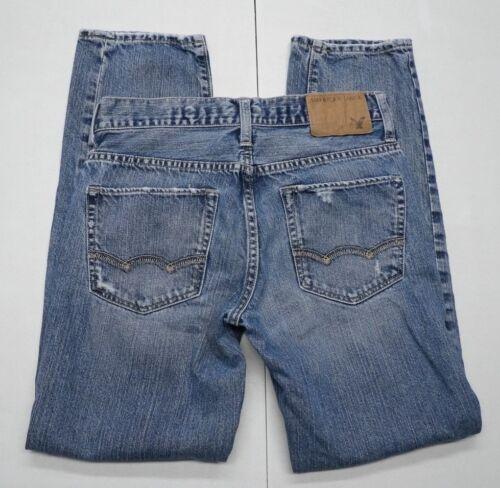 Eagle bleu Jeans Outfitters slim homme pour en coton American 28x30 6WvqdnZ6