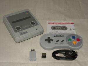 TribeRetro-Mini-SNES-Super-Nintendo-Wireless-Controller-Classic-Edition-NEW