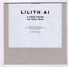 (FY812) Lilith Ai, Hang Tough / Yeah Yeah - DJ CD
