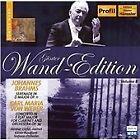 Brahms: Serenade in D major, Op. 11; von Weber: Concerto for Clarinet and Orchestra (2006)