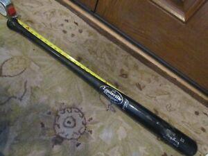 Manny Ramirez Louisville Slugger Game Used Baseball Bat