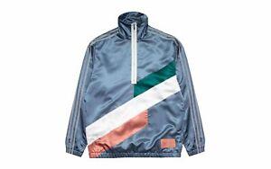 adidas Consortium x Bristol Studios Crew Sweat Sizes S-XL Blue RRP £110 DY3255