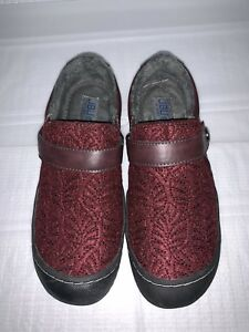 e74ba5183ed Jambu Jbu Blakely Women s Slip-On Shoes - Wine - Size  8.5