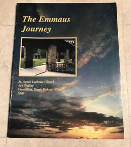 Vtg-Vermillion-Sud-Dakota-Catholique-Church-Livre-Annuaire-History-2000-Paroisse