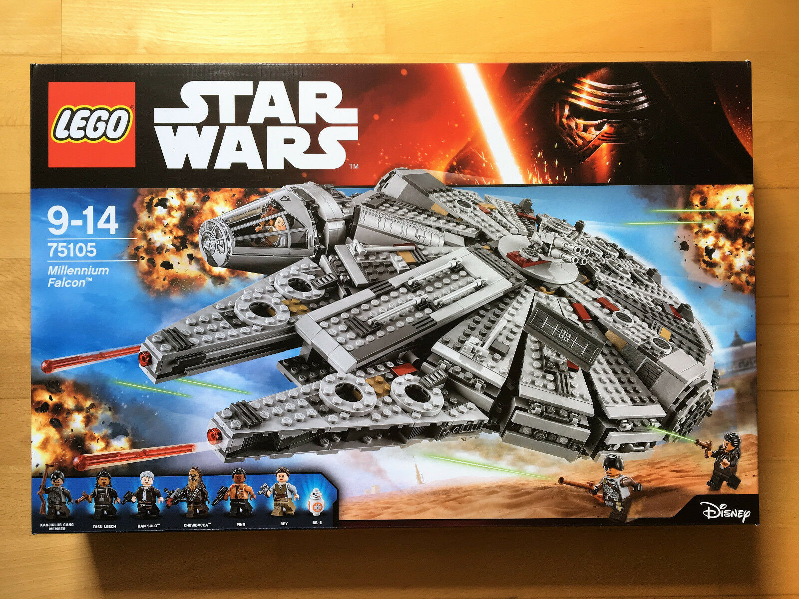 LEGO 75105 Star Wars Millennium Falcon   Neu & OVP   New & Sealed