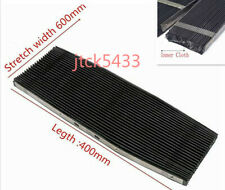 Bridgeport Milling Machine Accordion Way Cover Cnc Vertical Mill Tool Cloth Type