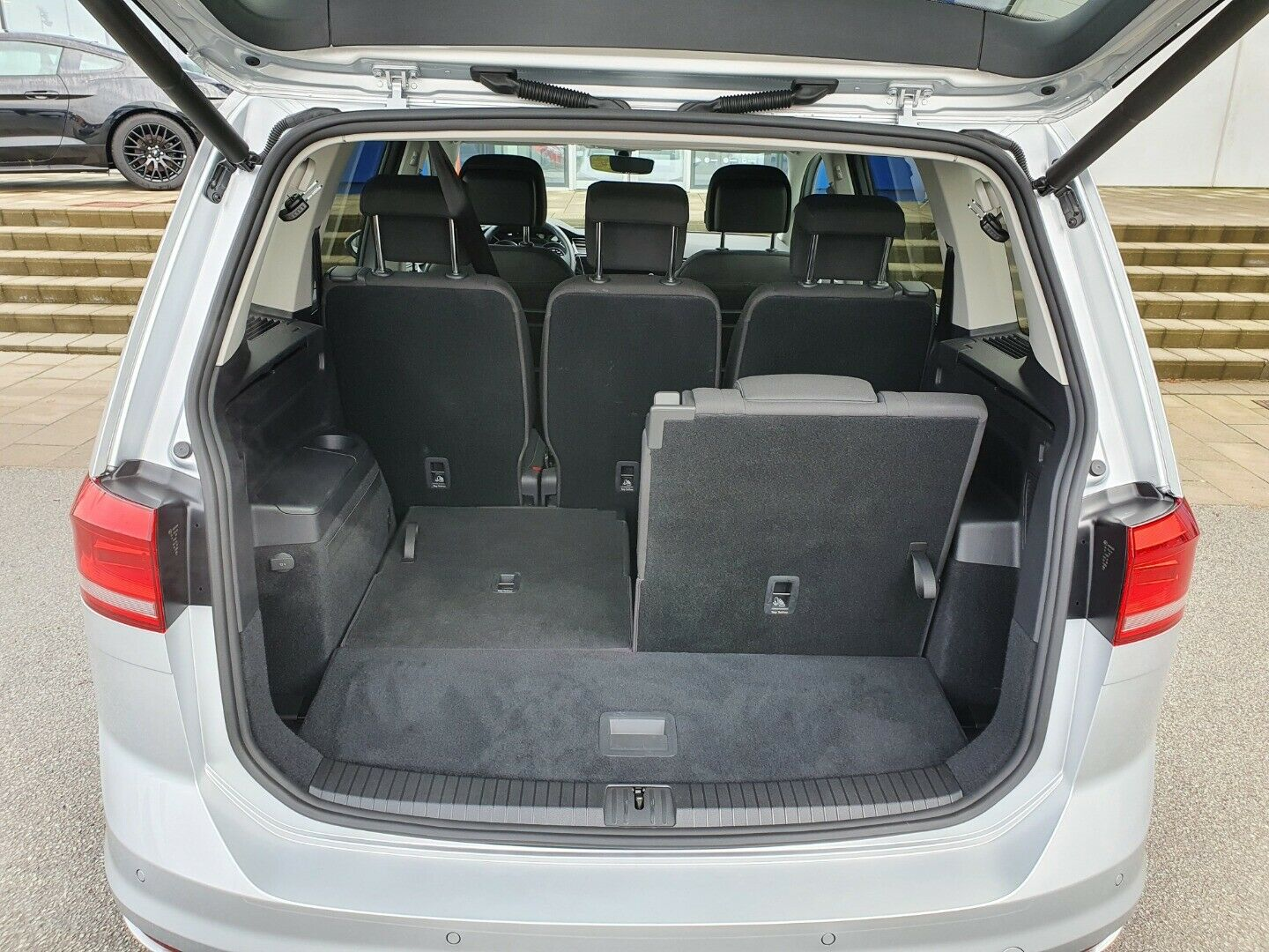 VW Touran 1,5 TSi 150 Highline DSG 7prs - billede 4