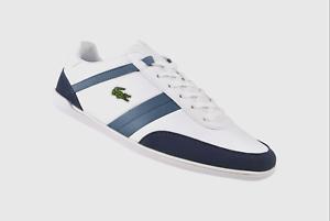 0cae8a0c576bb Mens Lacoste Giron 316 1 SPM white Premium Sneaker UK 8 EU 42 ...