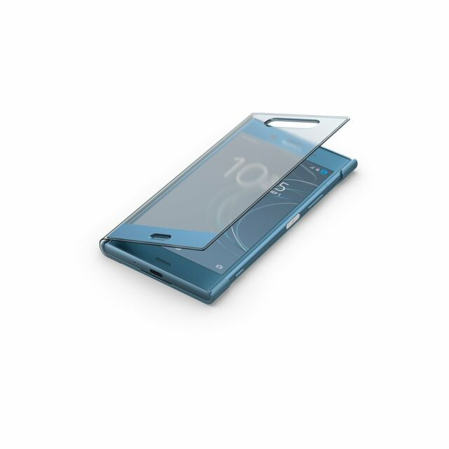 timeless design 59271 65983 Sony Xz1 - Style Cover Touch Sctg50 Blue