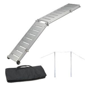 Barca Pieghevole Alluminio.Details Sur Passerella Barca Pieghevole In Alluminio Kit Completo Boat Folding Gangway