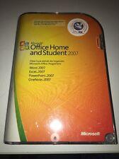 Microsoft Office Home & Student 2007 Vollversion - 3 Plätze - Retail box Deutsch